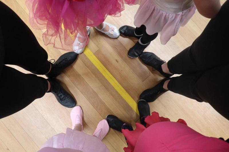 Kinderdans 5-6 jaar